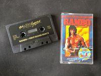 Video Game: Rambo (1985)