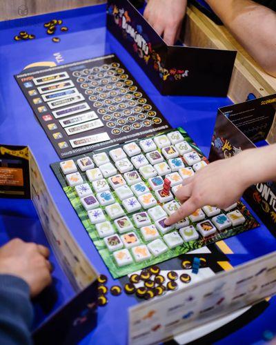 Board Game: Bumúntú