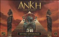 Board Game Accessory: Ankh: Gods of Egypt – Divine Offerings