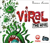 Board Game: Viral: The Hive