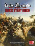 RPG Item: Codex Martialis: Quick Start Guide
