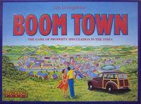 Board Game: Boom Town