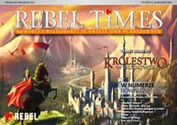 Issue: Rebel Times (Issue 85 - Oct 2014)