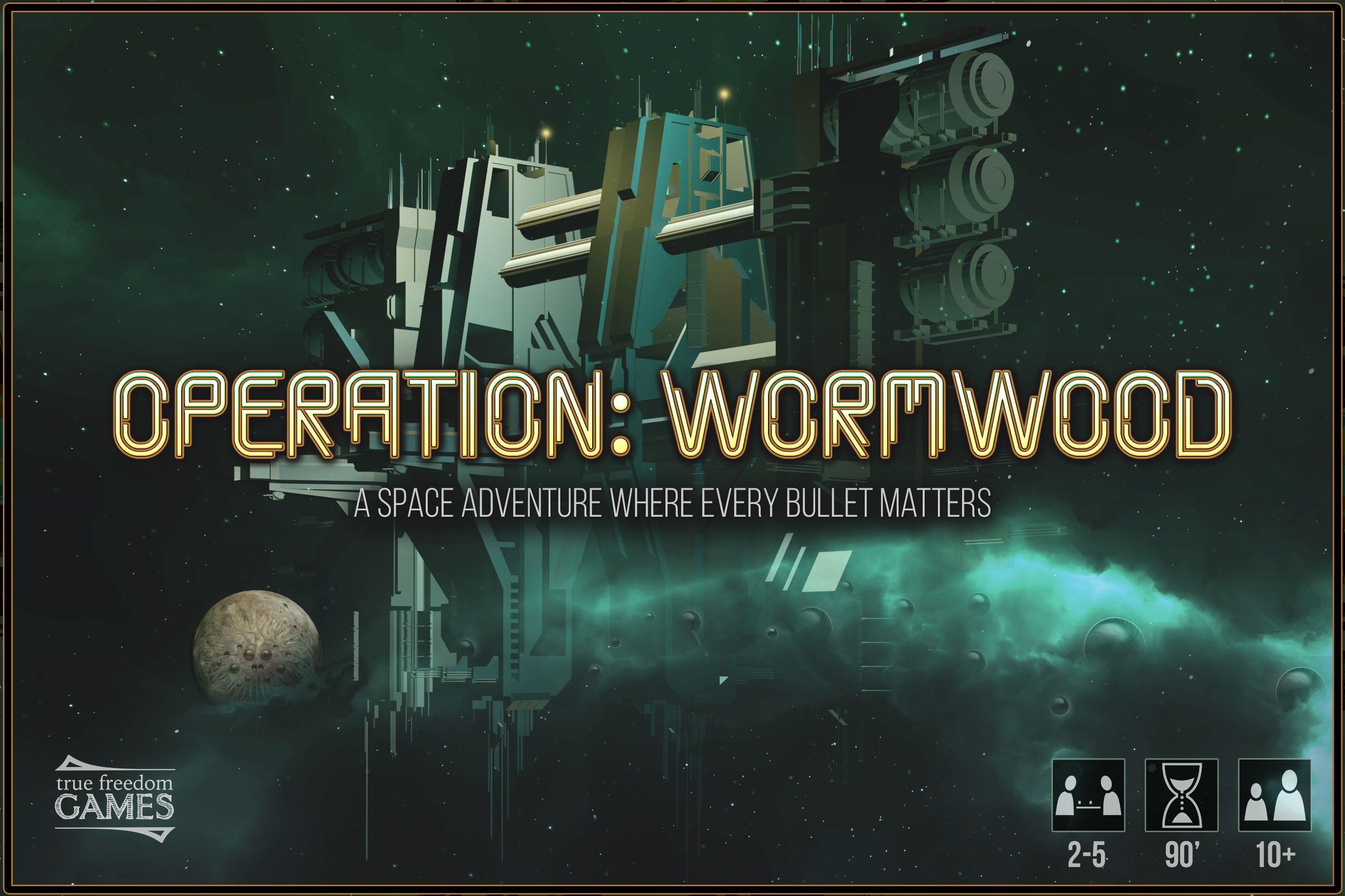 Operation: Wormwood