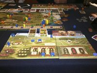 Board Game: Viticulture: Complete Collector's Edition