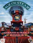Board Game: Age of Steam Expansion: Germany & France