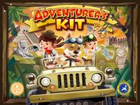 Board Game: Adventurer's Kit