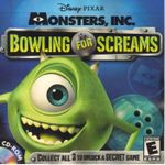 Video Game: Monsters, Inc.: Bowling for Screams
