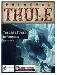 RPG Item: The Lost Tower of Viondor (Pathfinder)