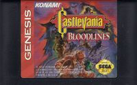 Video Game: Castlevania: Bloodlines