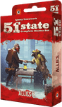 Board Game: 51st State: Master Set – Allies
