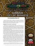 RPG Item: Land of Fire Realm Guide #18: Jubbah, City of Monkeys