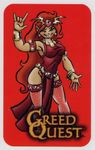 Board Game: Greed Quest