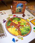 Board Game: De Ontembare Stad