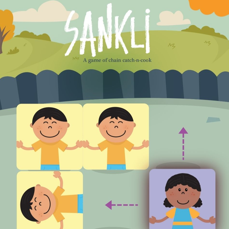 Sankli: A Game of Chain Tag
