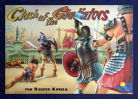 Board Game: Clash of the Gladiators