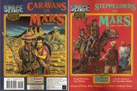 RPG Item: Caravans of Mars & Steppelords of Mars