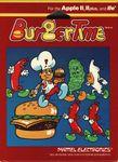 Video Game: BurgerTime