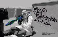 RPG Item: 2012 Wyrd Con Companion Book: Wyrd Con Companion 2012