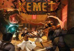 Kemet: Ta-Seti Cover Artwork