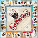 Board Game: Frenchie-Opoly