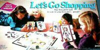 Board Game: Let's Go Shopping