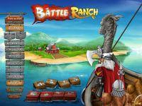Video Game: Battle Ranch:  Pigs Vs Plants