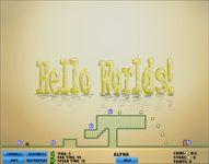Video Game: Hello Worlds!