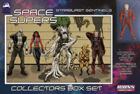 RPG Item: Space Supers #03: Starburst Sentinels (ICONS)