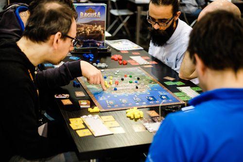 Board Game: Ragusa