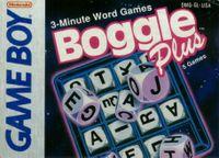 Video Game: Boggle Plus