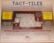 RPG Item: Tact-Tiles Expanded 12-Tile Kit