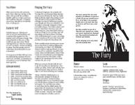 RPG Item: The Fury