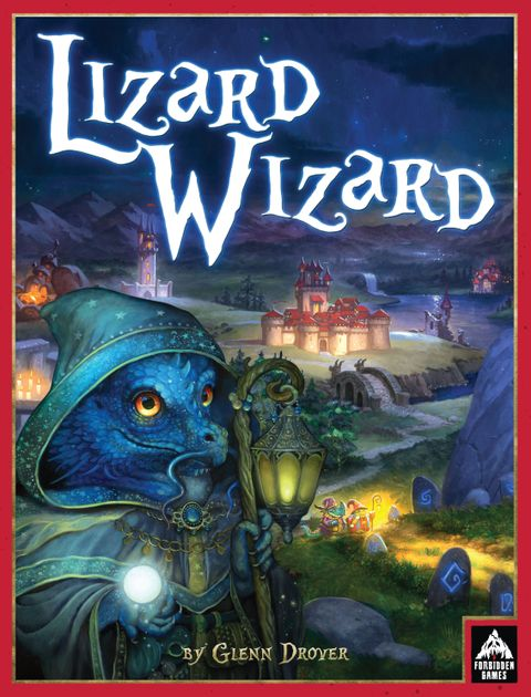 Image result for lizard wizard board game