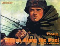 Board Game: Clash Along the Psel: The Battle of Kursk 1943