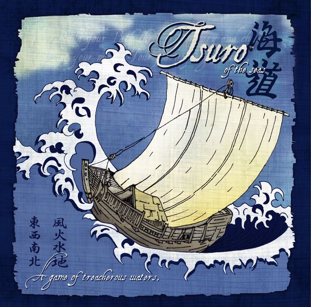 Tsuro of the Seas | Board Game | BoardGameGeek