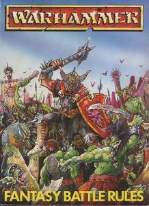Warhammer Fantasy Battle Rules (Second Edition)