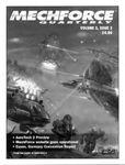 Issue: MechForce Quarterly (Volume 5, Issue 2 - 1999)