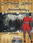 RPG Item: Cut Throats, Killers & Scoundrels: Jewel Freehold