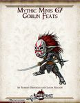 RPG Item: Mythic Minis 067: Goblin Feats