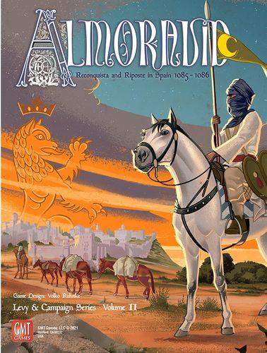 Board Game: Almoravid: Reconquista and Riposte in Spain, 1085-1086