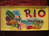 Board Game: Game of RIO