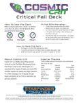 RPG Item: Critical Fail Deck