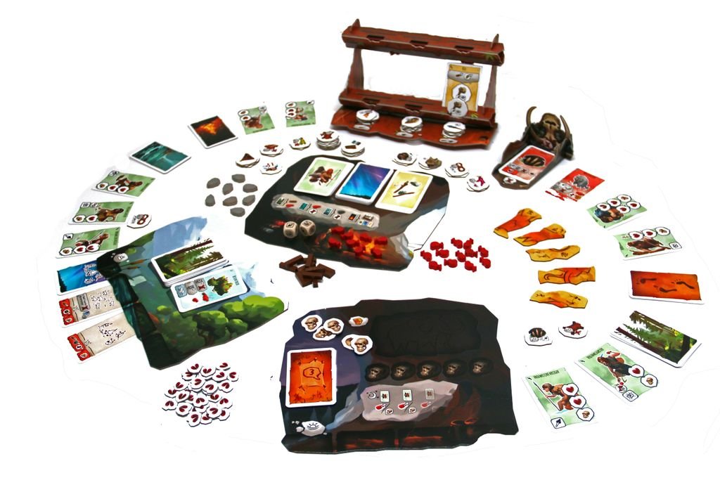 Board Game: Paleo