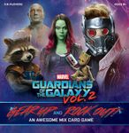 Board Game: Guardians of the Galaxy, Vol. 2: Gear Up and Rock Out! An Awesome Mix Card Game