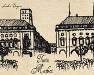 Board Game: Turin Market