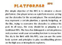 RPG Item: Platformer RPG