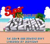 Video Game: Super Adventure Island