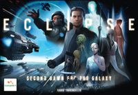 Board Game: Eclipse: Second Dawn for the Galaxy