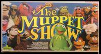 Board Game: The Muppet Show Game